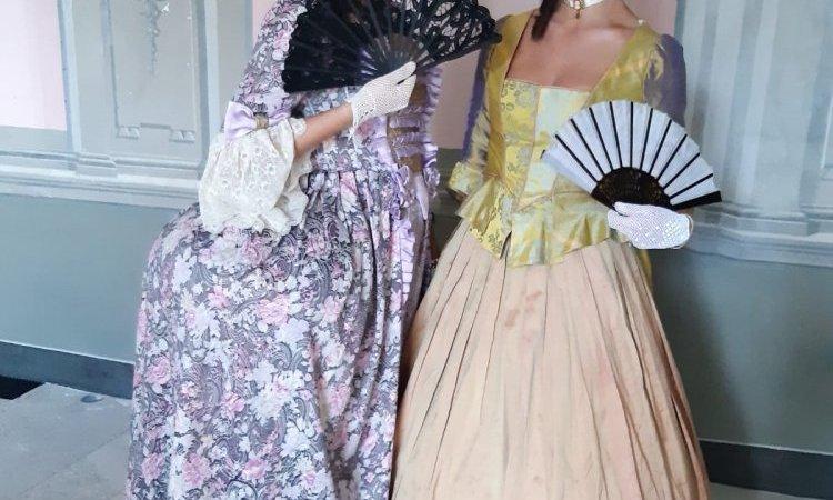 Location de robes XVIIIème siècle