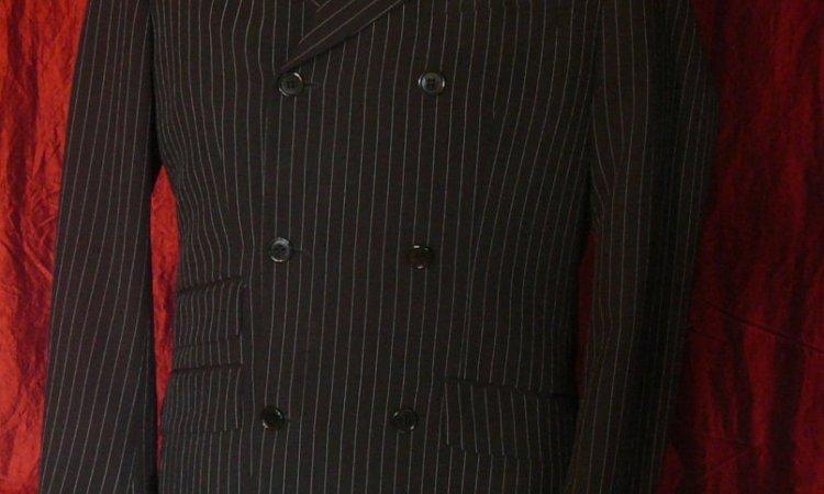location d'un costume années 1930 style Al Capone à Aix-en-Provence et Avignon