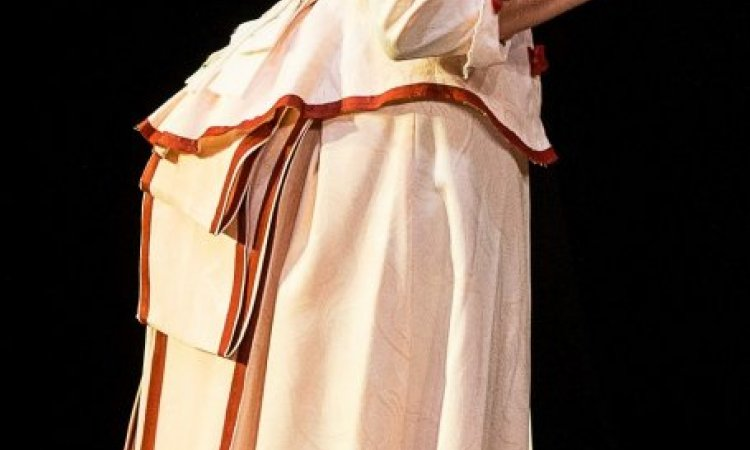 robe de journée 1880-1890